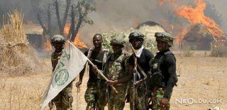Boko Haram'ın Militanları Teslim Oldu