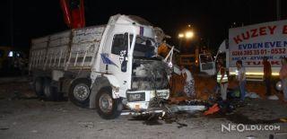 Balıkesir'de Zincirleme Kaza 9 Yaralı