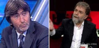 Ahmet Hakan'dan Rıdvan Dilmen Çıkışı