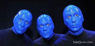 Blue Man Group İlk Kez Türkiye'de Olacak