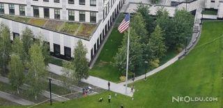 ABD'nin Ukrayna Büyükelçiliği'nde Bombalı Saldırı