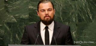 Leonardo DiCaprio'dan Orman Mesajı