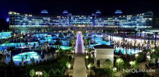 7 Yıldızlı Tatil Keyfi Sueno Hotel Deluxe Belek'te