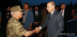 Cumhurbaşkanı Erdoğan Komandolarla İftarda