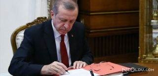 Cumhurbaşkanı Erdoğan'dan Katar İmzası