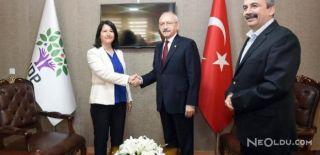 Kılıçdaroğlu'dan HDP'ye Ziyaret!