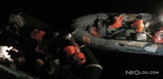 Kuşadası'nda 24 Kaçak Göçmen Yakalandı