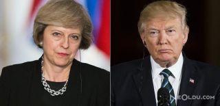 Trump'ın Londra Ziyareti ile İlgili Flaş İddia