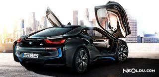 BMW i8 İncelemesi