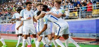 U 20 Dünya Kupası'nı İngiltere Kazandı