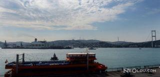 İstanbul Boğazı'nın Rengi Değişti mi?