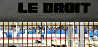 Kongo'da 900 Mahkum Firar Etti