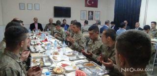 Diyarbakır'da 39 Askerde Zehirlenme Şüphesi