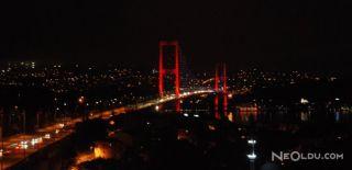15 Temmuz Şehitler Köprüsü'nde Çalışma Başladı