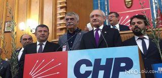 Sarp Kuray, CHP'ye Üye Oldu
