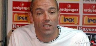 Fransız Çalıştırıcı Paul Le Guen İstanbul'da