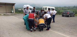 49 Kişinin Yaralandığı Kazada Bir Asker Şehit
