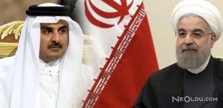 İran'dan Katar'a Gıda Desteği