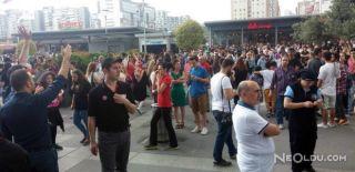 İstanbul'da AVM'ye Bomba İhbarı Asılsız Çıktı