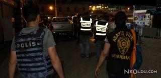 200'e Yakın Polisle Huzur Operasyonu