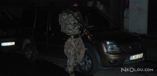 Fatih'te Şafak Vakti Uyuşturucu Operasyonu