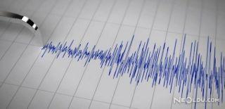 Erzurum İki Deprem Birden!