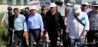 Kemal Kılıçdaroğlu Enis Berberoğlu'nu Ziyaret Etti