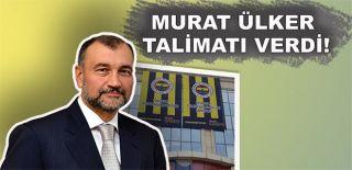 Murat Ülker Talimatı Verdi!