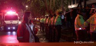 Kolombiya'da Bir AVM'de Patlama Gerçekleşti