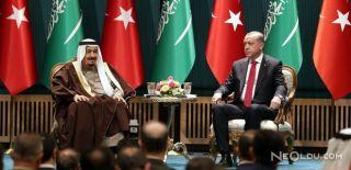 Suudi Arabistan'dan Türkiye'ye İzin Yok!