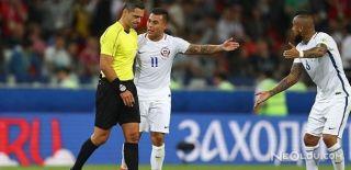 Şili, Kamerun'u Mağlup Etti