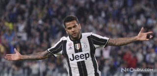 Juventus Dani Alves'in Yerini Doldurdu