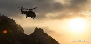 Tunceli'de Hava Operasyonu: 8 Terörist Öldürüldü