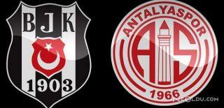 Beşiktaş'ın Yıldızı Antalya ile El Sıkıştı