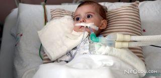 SMA Hastası Eymen Bebek Hayatını Kaybetti!