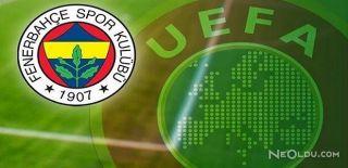 Fenerbahçe'ye UEFA'dan İyi Haber