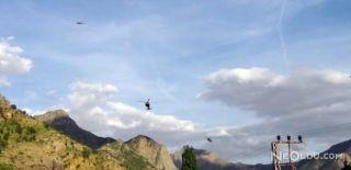 Şırnak Uludere'de PKK'lılar ile Çatışma Çıktı