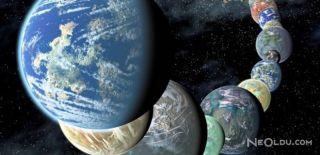 NASA'dan Tarihi Keşif! 10 Yeni Gezegen