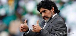Maradona: Ronaldo Keşke Arjantinli Olsaydı