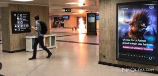 Brüksel'de Bir Tren İstasyonunda Patlama Oldu