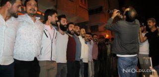 Elazığ'da Davul Klarnet Eşliğinde Sahur Halayı
