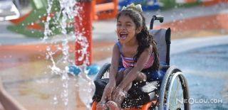 Engelliler İçin İlk Aqua Park