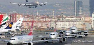 Atatürk Havalimanı'nda Güldüren Konuşma!