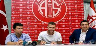 Jeremy Menez Antalyaspor'da