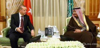 Erdoğan Kral Selman ile Telefonda Görüştü