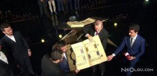Erdoğan'dan Kur'an-ı Kerim Okuma Yarışmasına Destek