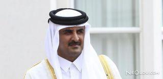 Katar Emiri Al Sani'den Suudi Arabistan'a Tebrik