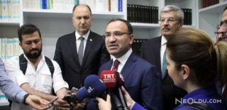 Bakan Bozdağ'dan Adalet Yürüyüşü'ne Sert Tepki!