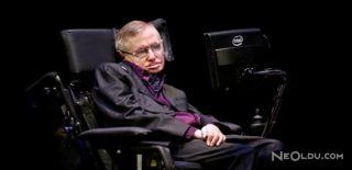 Stephen Hawking'den İnsanlığa Uyarı!