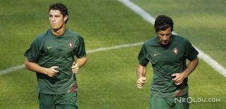 Figo'dan Ronaldo'ya Ağır Gönderme